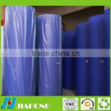 manufacture spunbond non woven fabric for airline headrests from Laizhou Jiahong Plastic