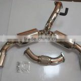 "STAINLESS CATBACK EXHAUST SYSTEM for 3"" TOY0TA MR2 TURBO 90-95 MR-2 SW20 3SGTE SW"