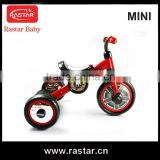RASTAR MINI licensed 2014 Popular hot selling baby mini bike