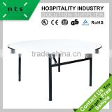 hotel meeting room conference room dining room round folding banquet table
