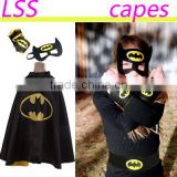 TV & Movie Costumes capes,Collar Cape Vampire Halloween Costume,movie star capes bat man/vampire/elsa/superhero/lightman capes