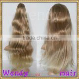 high quality 100% human hair full lace wig
