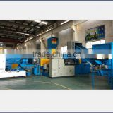 waste plastic recycling PE/PP scrap washing and granule making machine