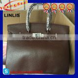 High quality leather bags women 2016 european model genuine leather lady's handbags guangzhou
