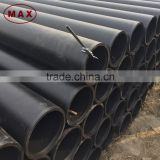 Flange joint steel meshed reinforced HDPE pipes 250mm diameter for water supply