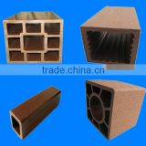WPC Baluster Mould WPC Railing Mould of Wood Plastic composite WPC extrusion mould tooling