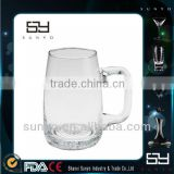 Hot Selling Personalized Promotion Beer Cup Glass