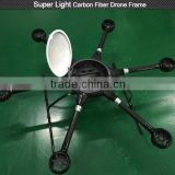 OEM Industry grade drone frame carbon uav for crop sprayer uav with uav accessories