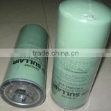 Sullair oil filter 250026-982 / 250025-526 / Sullair compressor parts / High filteration for compressor spare parts