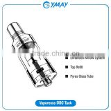 Fast delivery Vaporesso ORC tank VS Vaporesso Gemini RTA and Vaporesso Gemini Tank from OYMAY