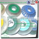 high efficiency diamond cnc wheel for sandstone and limestone grinding,diamond cnc wheelset for profiling