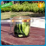 200ml clip top jars keer fresh airtight round clip top jars wholesale