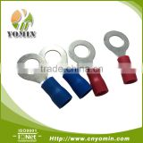 Manufacturer Ring Terminal ,Spade Terminal ,Female Quick Disconnects Vinyl Insulation / Good Quality