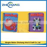 made in china exercise paper note book 40 sheets