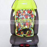 2016 hot design baby Harness Booster with base, kids car seat