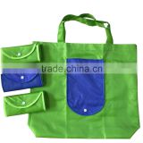 Printing acceptable Nylon Polyester foldable shopping bag                                                                         Quality Choice