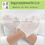 cheap spunlace nonwoven hand shape Disposable hand Towels                                                                         Quality Choice