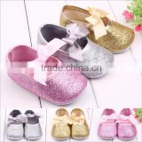 Shiny Gold Color Baby Outdoor Shoes Girl Toddler Dress Shoes Fancy Kids Shoes 04                                                                         Quality Choice