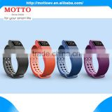Factory Price Top Brand Wristband Bracelet Bluetooth Pedometer