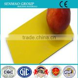 front panel aluminum sandwich board, aluminum composite plastic panel, building facade panel