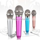 Zyiming 2016 hot sell best mini wireless hidden usb microphone for karaoke                                                                         Quality Choice