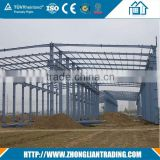 Steel Structure Poultry House and Poultry Farming