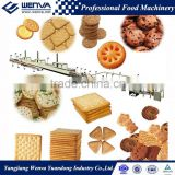 Commercial high capacity wafer biscuit machine production line