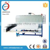 Designed for fabric sublimation/polyester heat press machine/on promotion heat transfer equipment
