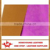Metalic synthetic leather 1.2mm thick for making purses,shoulder bag,backpack
