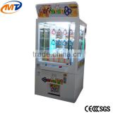 Amusement game machine Key master prize game machine/ coin operated funny crane claw game machine for hot sale