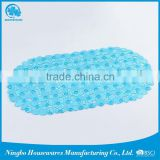 china supplier plastic bathroom accessory set infraPVC bath mats