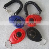 Pet items Supplier for New Design i-Click For sound sensitive animals of Dog Training Clicker