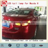 Tail LED rear lamp light for Mazda 6 made in China