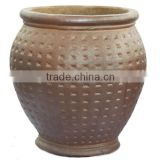 Big Black clay pot wholesale Cheap