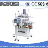 Alu-PVC profile copying-drilling machine- copy router machine with triple spindle -Chinese cnc copy router machines