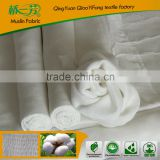 100% cotton cheese cloth Muslin cloth gauze