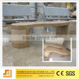 Wholesale Outdoor Garden Stone Bench
