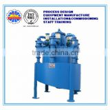 gold equipment cyclone mineral separator hydrocyclone gravity seperation machine new technology low energy