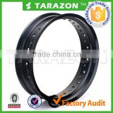 Black 17 Inch Hot Sale CNC Milled Supermoto Wheel Rims for CRF Series