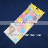 2014 hot sell factory direct sell plastic cellophane bag with custom design