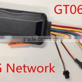 3G vehicle GPS tracker, car tracker GPS continuous positioning voice monitor real time tracking device GT06E