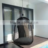 MT2380 Pe hanging chair price garden wicker hanging chair hammock Rattan Hanging Chair Good Quality Made in china