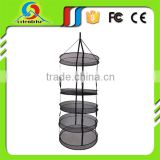 Collapsable Indoor Hydroponic Mesh Dry Rack Herb Dry Net