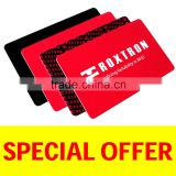 Special Offer from 8-Year Gold Supplier - Roxtron RFID Card with Genuine NXP MIFARE Classic EV1 1K *