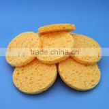 Compressed Cellulose Facial Cleansing Sponges