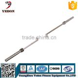 Professional olympic weight lifting bar/crossfit gym barbell
