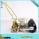 widely used hand push vegetable planter for seeding 4 rows