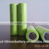 solar storage li ion battery 18650 18*65 for electric bike/e-bike/electric bicycle battery