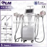 Best Price For Rf Vacuum Fitness Equipment Body Forming Electro Stimulator Galvanic EMS Beauty Machine