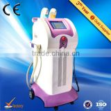 Christmas Promotion Big sale Vertical 8 IN 1 laser tattoo removal/e-light ipl